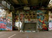 Graffiti Here, There…