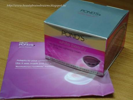 Pond's White Beauty Daily Spot-less Lightening Cream with GenWhite Formula Review
