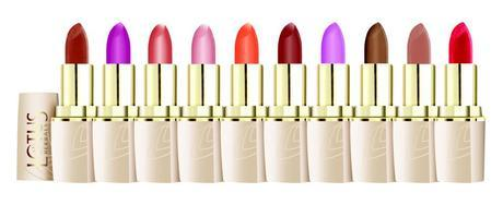PR Info: Lotus Herbals introduces 10 new shades of PURE COLORS™ lip color