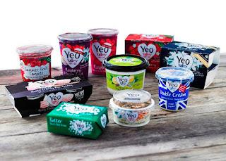 Competition - Yeo Valley Goodies