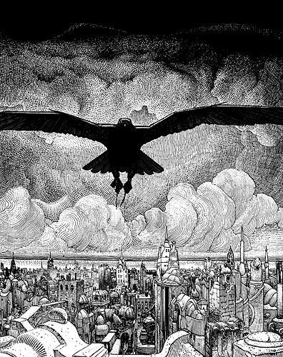 Never Ending Beauty From Moebius and Alejandro Jodorowsky