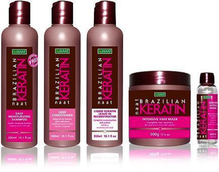 A Brazilian Keratin Line That Won't Break The Beauty Bank? Finally!
