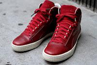 Step High in The Streets:  PUMA by Alexander McQueen Street Climb Mid Sneaker