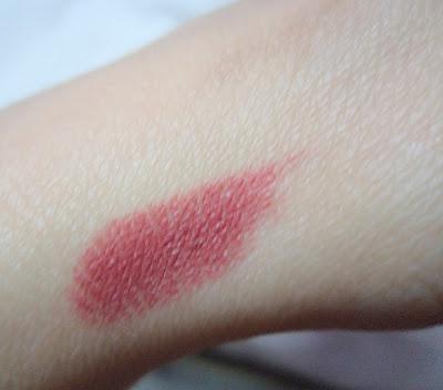 Chambor Powder Matte Lipstick In Coral Reef