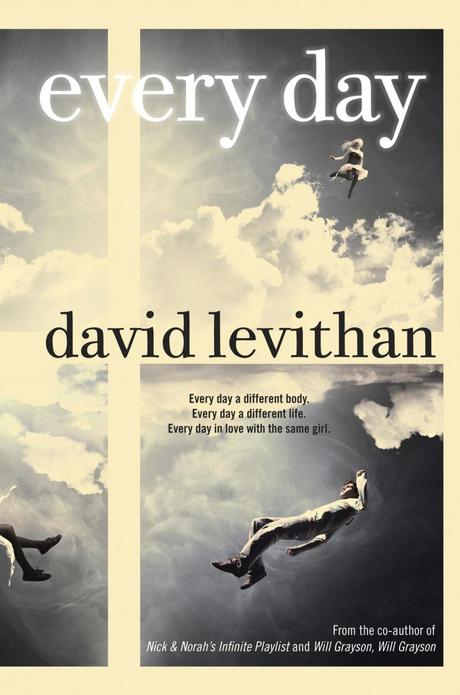 David Levithan's Every Day is Out Today!