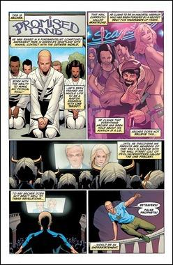 Archer & Armstrong #2 Preview 1