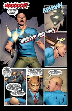 Archer & Armstrong #2 Preview 4