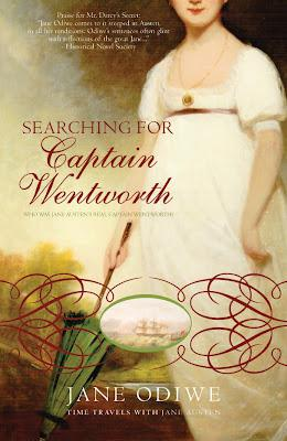 SEARCHING FOR CAPTAIN WENTWORTH BY JANE ODIWE - BOOK REVIEW
