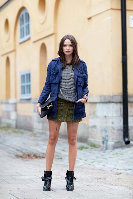 Street Style: Stockholm Fashion Week
