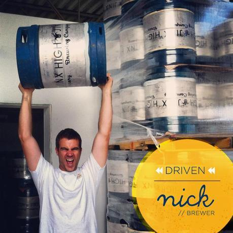 Driven: a passion for beer