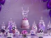 Purple Themed Party Velvet Lily Florist