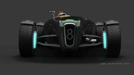 Bentley Barnato Roadster Concept