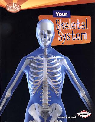 New Book! YOUR SKELETAL SYSTEM, Revised and Updated