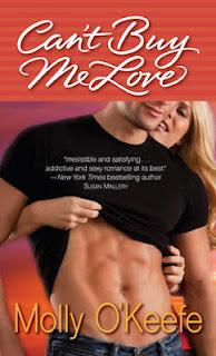 Book Review: Can't Buy Me Love by Molly O'Keefe