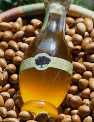 Argan Oil is used in many countries to make cosmetics and foods.