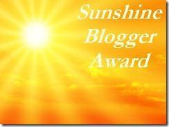 Sunshine and Awards