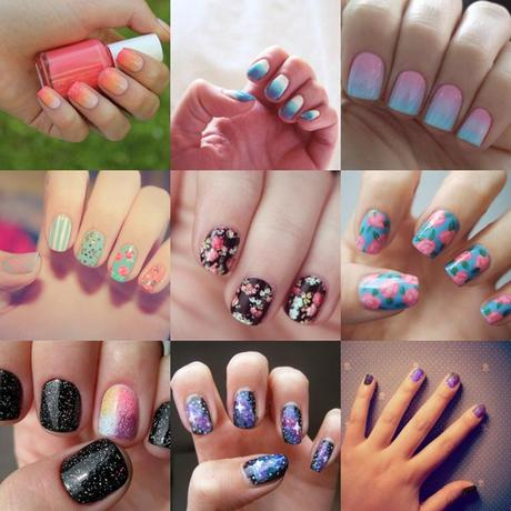 Nail Inspiration - Paperblog