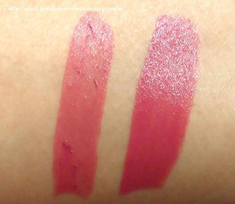 NYX Round Lipstick (Lip Smacking Fun Colors) - Shade Doll Review