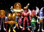 They're Back! Outer Space Return COOL Action Figures Blazing Colorz @4FourhorsemenDesign