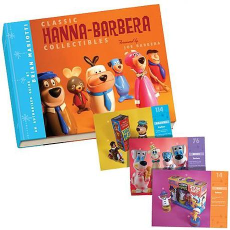 Classic Hanna Barbera Collectibles book cover via Entertainment Earth