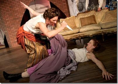 Review: Susan Swayne and the Bewildered Bride (Babes With Blades Theatre)