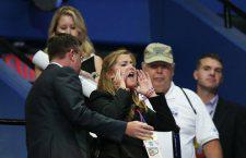 Racism raises its ugly head at the RNC…
