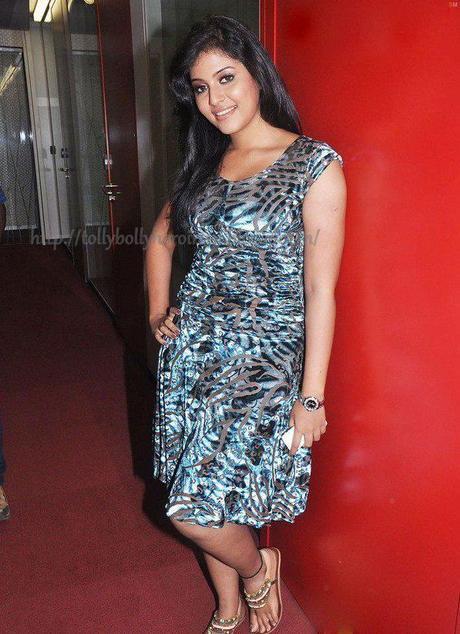 Anjali Devi - Navel Show