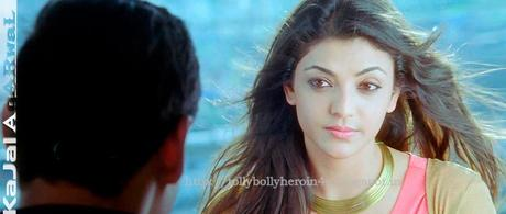 Kajal - Cute Expressions from Businessman