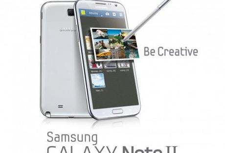 Galaxy Note II Full Specifications