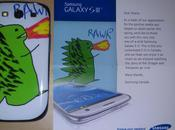 RAWR: Samsung Sends Canadian Unique Galaxy Phone