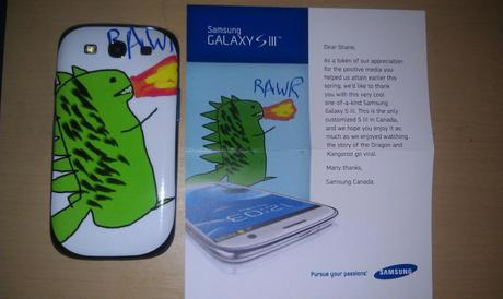 Samsung Galaxy S III Customized