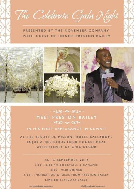 Preston Bailey Comes To Kuwait | Event