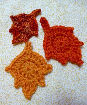 Fall Crochet Patterns : Free Fall Crochet Patterns - Paperblog