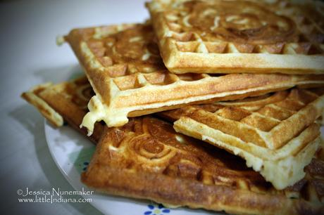 Overnight Waffles Recipe