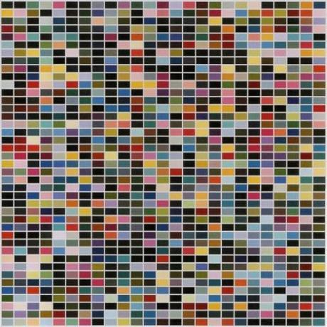 Gerhard Richter, contemporary modern art, abstract paitnting, yasoypintor