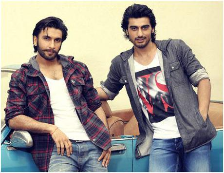 GUNDAY First Look – Starring Ranveer Singh and Arjun Kapoor