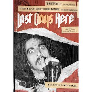 Ripple Theater - Last Days Here DVD; The History of Pentagram