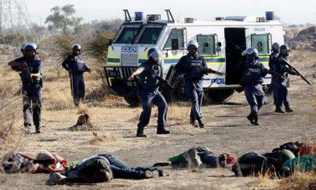 Police in South Africa, Mexico Embroiled in Scandals