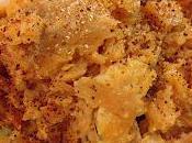 Mashed Cinnamon-Chipotle Sweet Potatoes