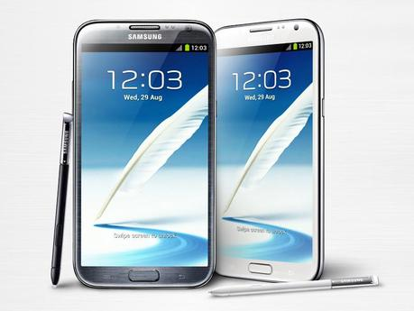 Galaxy Note Official Photo