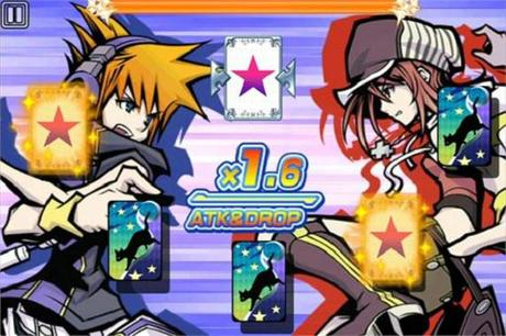 Square releases World Ends with You for iOS
