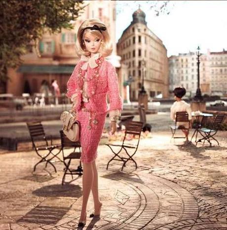 barbie07 BTS Of Barbie's 2012 Fashion Collection Photos