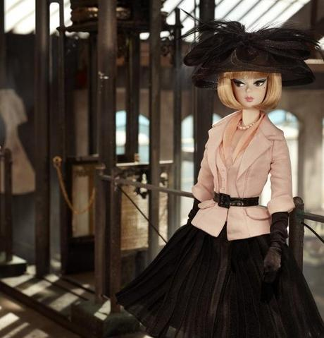 barbie04 BTS Of Barbie's 2012 Fashion Collection Photos