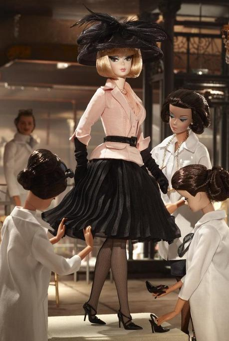 barbie03 BTS Of Barbie's 2012 Fashion Collection Photos