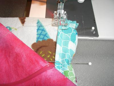 How to Make Two Sided Baby Blankets