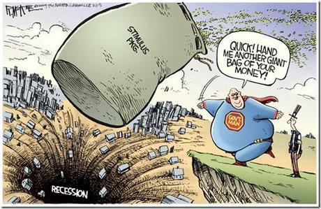 TGI Fed – Help Us O-Ben One Bernanke – You're Our Only Hope!