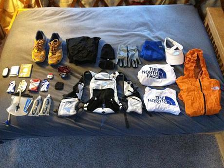 What Gear Do You Take On A 100-Mile Run?