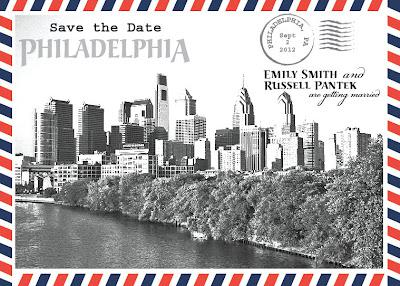 Friday Potpourri: Fresh Skyline Save the Dates