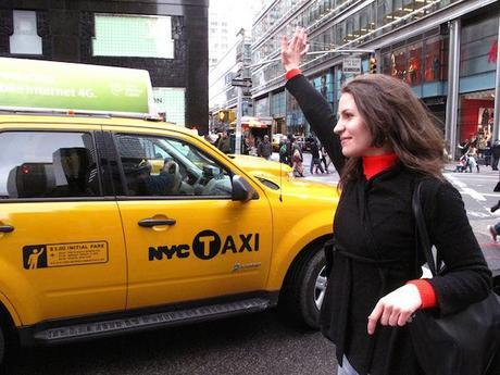 My Latest Discovery: The Taxi Gourmet Blog
