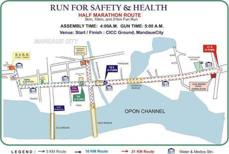 Run for Safety & Health